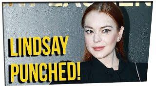 Lindsay Lohan Makes Strange Accusations ft. Steven Lim