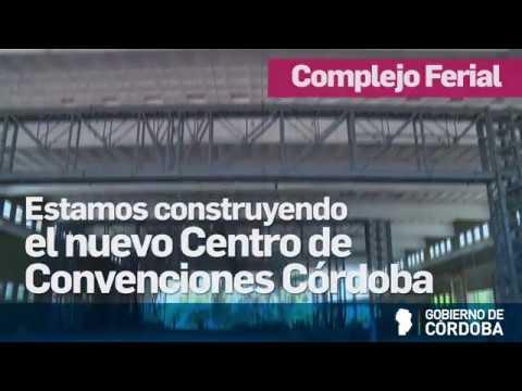 Nuevo Centro de Convenciones de Córdoba