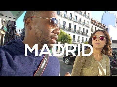 MADRID DAY 2 - Plaza Mayor - Flamenco Show- Travel Vlog - Inside Hart