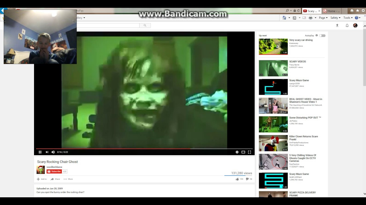 reacting to scary rocking chair youtube rh youtube com Scary Rocking Chair Creepy Rocking Chair