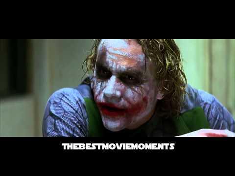 The Dark Knight: Interrogation Scene [1080p]
