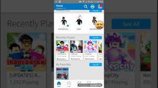 Doing things without a lady gone with n roblox (robloxian lite) *the unicorn capricornio*