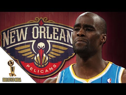 New Orleans Pelicans Sign Emeka Okafor To A Second 10 Day Contract!!! Will He Stay For The Season?