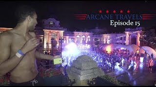Budapest Szechenyi Baths SPArty Pool Party