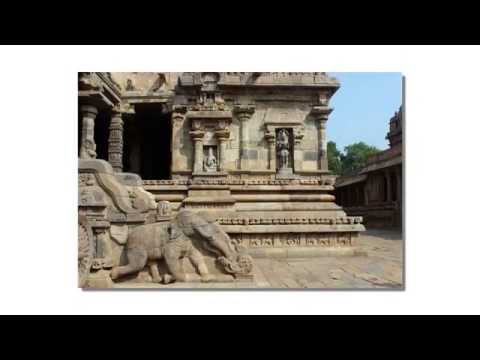 Chola dynasty  Great constructions