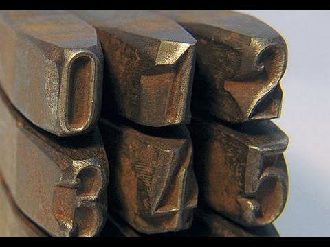 HOW IT WORKS: Old Typesetting Machines - Full Documentary (7
