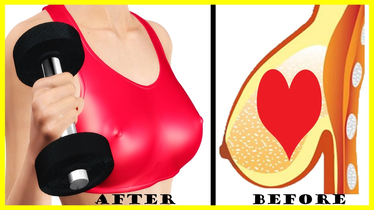 Prevent sagging breasts naturally with these tips
