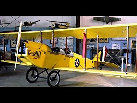 Antique Airplanes WNC Airplane Museum