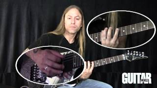 Spread Fingering: Absolute Fretboard Mastery with Steve Stine, Part 7