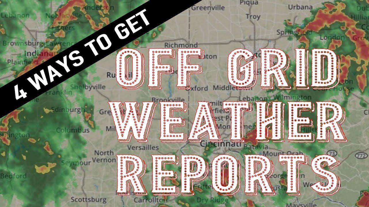 Download Off grid Weather | Ham radio