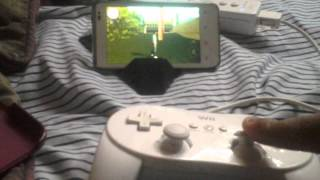 How to play gta vicecity with wii controller