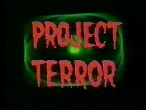 Project terror haunted house