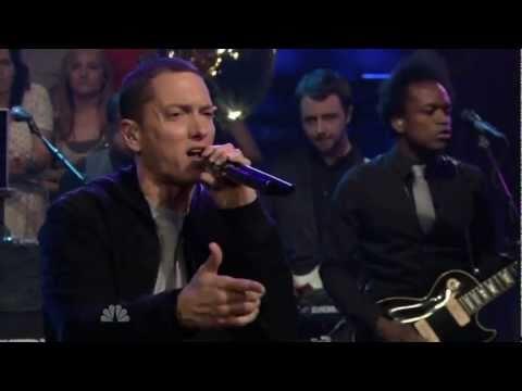 Eminem  Wont Back Down  HD