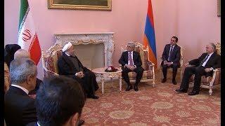 Հայաստանն ու Իրանը շարունակելու են ամրապնդել բարեկամությունը