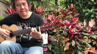 Test Sound Guitar Cordoba Mini ll EB-CE By Kwang Uttaradit
