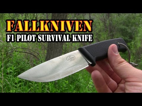Underwhelmed: Fallkniven F1 Survival Knife