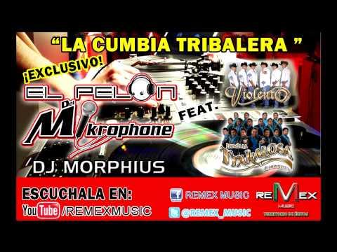 La cumbia tribalera - El Pelon del Mikrophone Feat. Banda la Trakalosa & Violento (Audio)