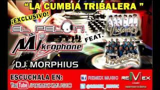 La cumbia tribalera - El  Pelon del Mikrophone Feat. Banda la Trakalosa & Violento