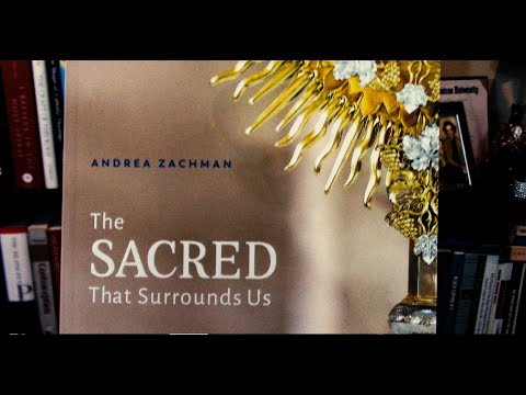 BOOK REVIEW: 'The Sacred that Surrounds Us', by Andrea Zachman
