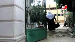 إقبال ضعيف على إحدى اللجان الانتخابية بالإسكندرية