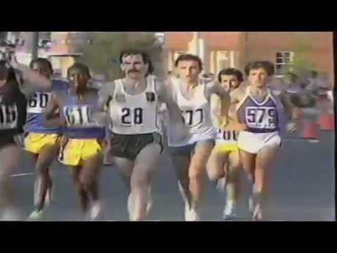 1982 Commonwealth Games Mens Marathon
