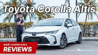 Toyota Corolla Altis: 5 Reasons Why It's For The Modern Family | sgCarMart Reviews