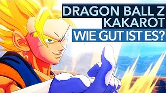 Ist Kakarot das Dragonball-RPG eurer Kindheitsträume?