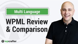 WPML Review - How To Translate Your WordPress Website Multi Language  🚀 Page Builder Friendly