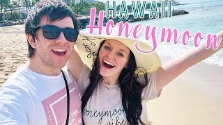 OUR HAWAII HONEYMOON!! 🌴🌺VLOG | Mackenzie Morgan