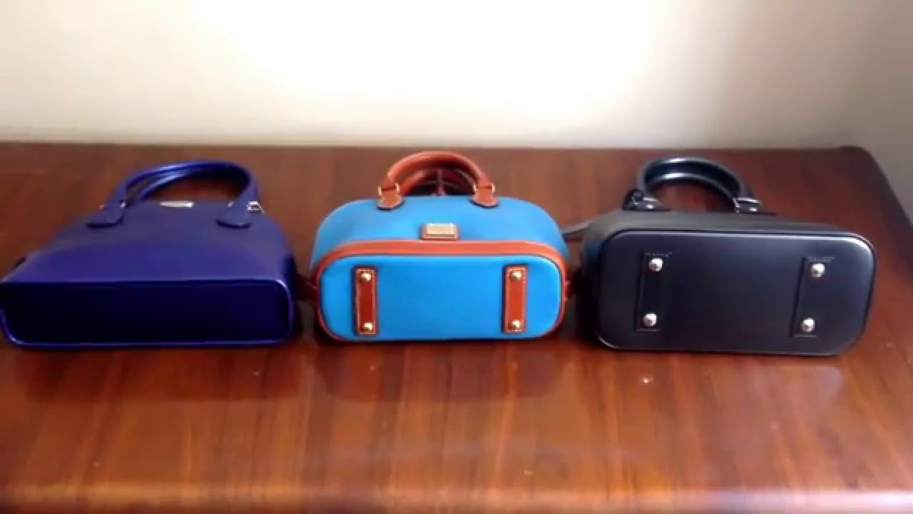 Comparison of Domed Satchels Louis Vuitton Alma 7069933625334