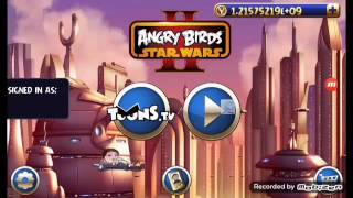 How To Hack Angry Birds Star Wars 2-Part 1
