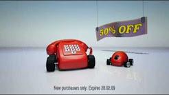 Direct Line 2009-2010 UK Adverts