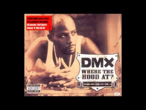DMX - Where the hood at (Instrumental Remake)