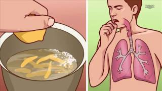 How to Cure Bronchitis Naturally Chronic Bronchitis Cure at Home