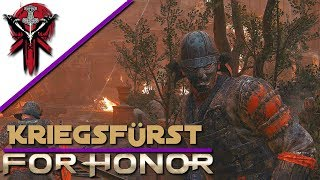 For Honor - Inferno Event - Gameplay Let's Play Deutsch