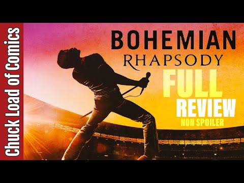 Bohemian Rhapsody Early Movie Review