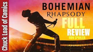Bohemian Rhapsody Early Movie Review