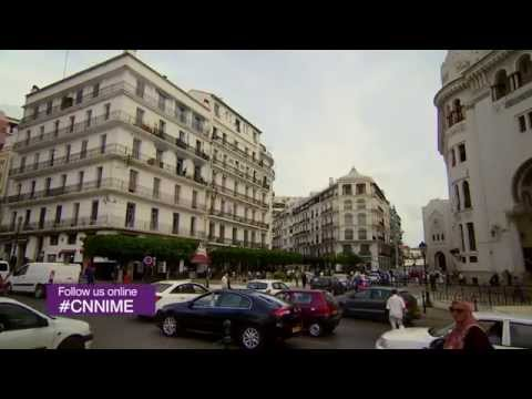 Inside Algeria's Real Algiers Sprawling city with ancient ro