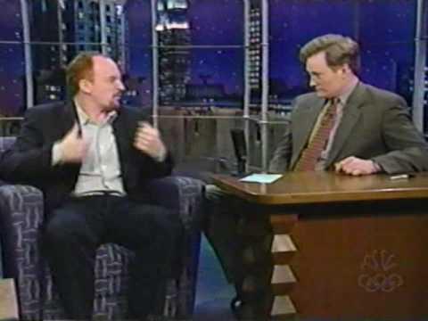 Louis CK interview 2000