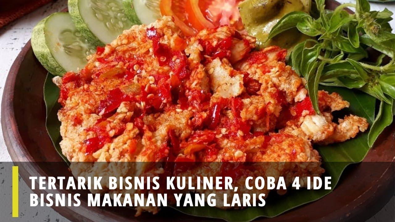 Tertarik Bisnis Kuliner, Coba 4 Ide Bisnis Makanan Yang ...