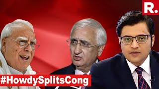 Howdy Modi Divides Vadra Congress | The Debate With Arnab Goswami