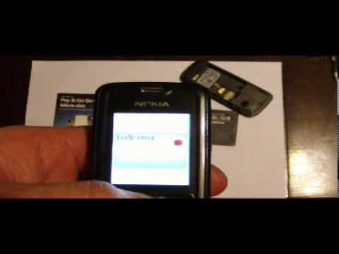 my nokia n73 - YouTube