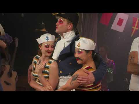 Glasshouse Port Macquarie Presents A Hayes Theatre Co. Production H.M.S. PINAFORE.