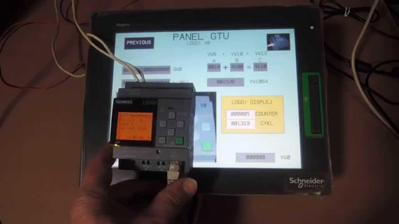 API  Logiciel Siemens 6ED1058 0CA08 0YE1 LOGO! Soft Comfort V8 1 pc(s) sur le
