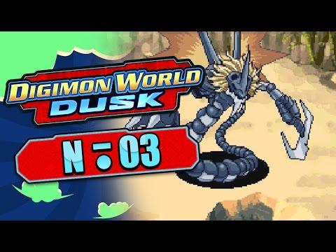 Digimon World Dawn - Ep 5 - ResistorJungle & Sayo Boss