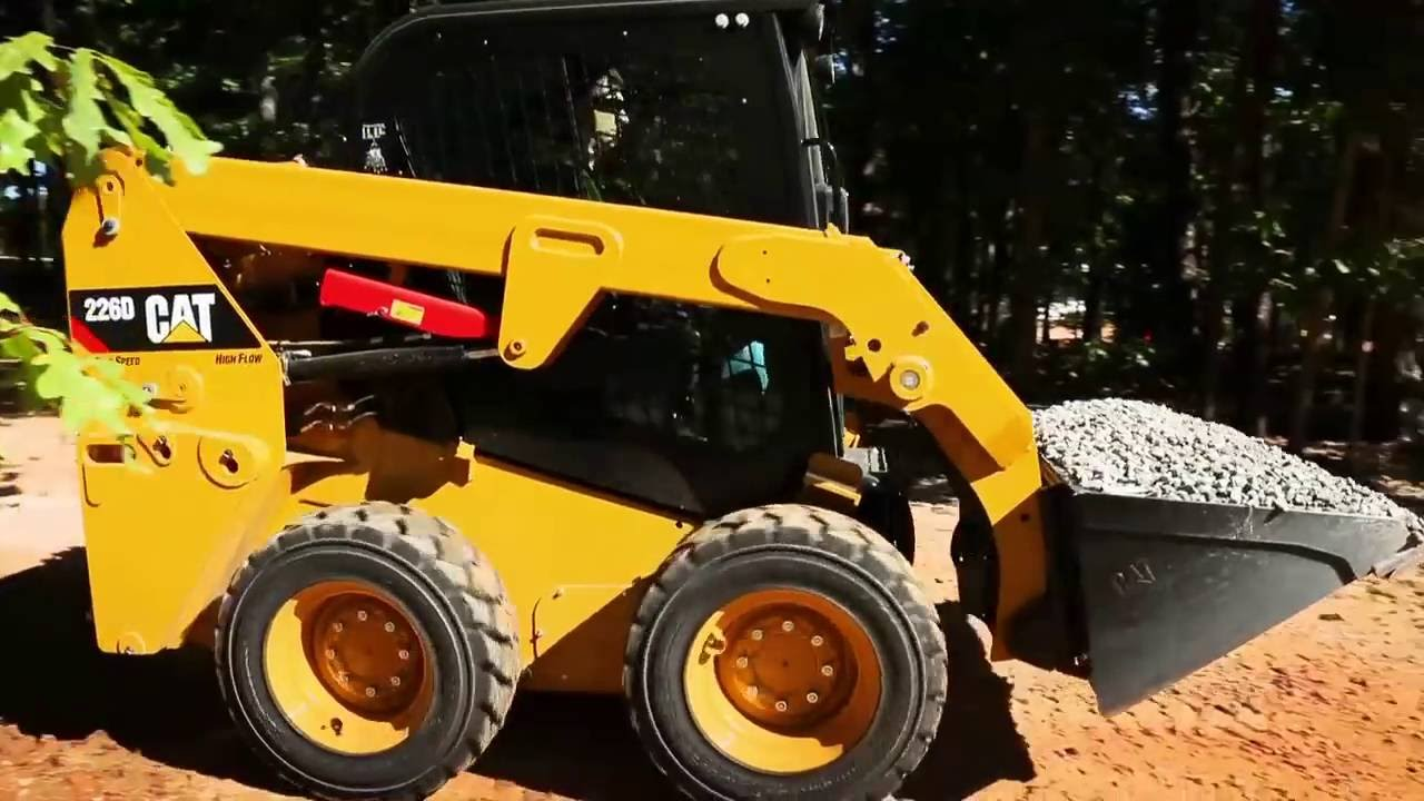239D Compact Track Loader Page | Cavpower