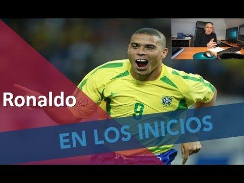 Ronaldo y sus inicios en el archivo de Maldini. Tremendo. Muchos no lo habréis visto. #MundoMaldini