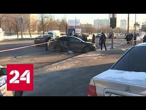 Серийных квартирных воров столичная полиция задерживала со стрельбой