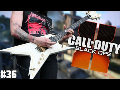 Playing Guitar on Black Ops 2 Ep. 36 - Revenge of the Remix