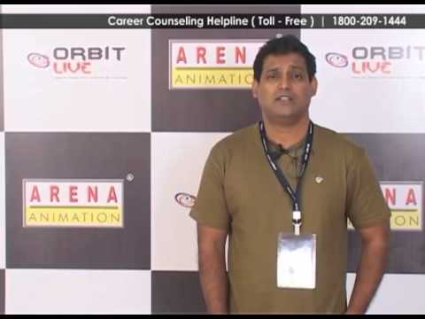 Career inputs from Animation, Graphics, VFX & Gaming industry experts